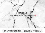 white marble texture with...   Shutterstock .eps vector #1036974880