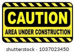Caution Area Under Constructio...