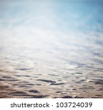 Picture Of The Surface Water I...