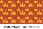 halloween. festive background... | Shutterstock .eps vector #1037293270