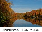 Cedarburg Creek Reflection