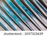 macro abstract background... | Shutterstock . vector #1037323639