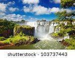 Iguassu Falls  The Largest...