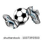 Football Boots Ball