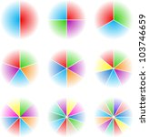raster version. collection of... | Shutterstock . vector #103746659