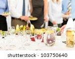 company celebration close up of ... | Shutterstock . vector #103750640