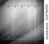metal background | Shutterstock . vector #103750994