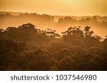 Sunset Over Tasmaina's Huon...