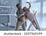 always happy together. full... | Shutterstock . vector #1037565199