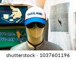 bangkok  thailand   january 13  ... | Shutterstock . vector #1037601196