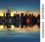 kuala lumpur  the capital city...   Shutterstock . vector #103762844