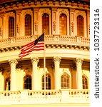 Stock photo united states capitol building washington dc usa 1037723116