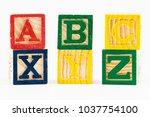 Abc Xyz Alphabet Letter Blocks