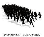 3d rendering  3d illustration  | Shutterstock . vector #1037759809