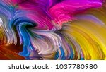 color in motion series.... | Shutterstock . vector #1037780980