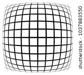 grid  mesh  lattice with... | Shutterstock .eps vector #1037883550