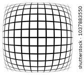 grid  mesh  lattice with... | Shutterstock .eps vector #1037883550