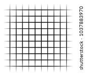 grid  mesh  intersecting lines... | Shutterstock .eps vector #1037883970