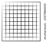 grid  mesh  intersecting lines... | Shutterstock .eps vector #1037884033