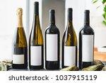 Assorted Wine In Bottles....