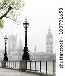 big ben   houses of parliament  ... | Shutterstock . vector #103791653