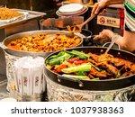 seoul  south korea   june 21 ...   Shutterstock . vector #1037938363
