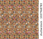 new color pattern with many...