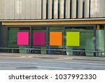 storefront for applying... | Shutterstock . vector #1037992330