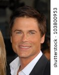 rob lowe at the us premiere of '... | Shutterstock . vector #103800953