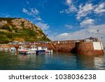 image of bonne nuit harbour in...   Shutterstock . vector #1038036238