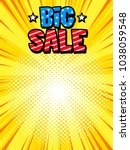 sale banner background. price... | Shutterstock .eps vector #1038059548