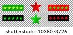 5 star icon vector illustration....
