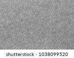 rough dark grey fabric texture | Shutterstock . vector #1038099520