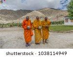 sakti  india   august 03  2017  ... | Shutterstock . vector #1038114949