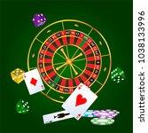 Vector Roulette  Cards  Multi...