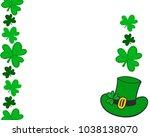vector illustration of hand... | Shutterstock .eps vector #1038138070