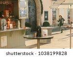 austria  salzburg  january 1 ... | Shutterstock . vector #1038199828