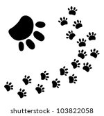 barefoot,biometric,black,boot,crime,criminal,design,detail,dirty,dog,finger,fingerprint,foot,footprint,graphic