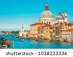 basilica santa maria della...   Shutterstock . vector #1038223336