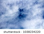 sky and clouds | Shutterstock . vector #1038234220