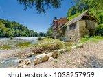 adlesici  bela krajina  ... | Shutterstock . vector #1038257959