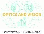 conceptual business... | Shutterstock . vector #1038316486