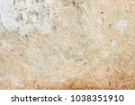 texture of old moldy paper with ... | Shutterstock . vector #1038351910