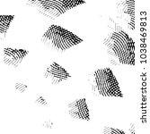 black and white grunge stripe... | Shutterstock . vector #1038469813
