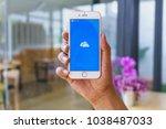 chiang mai  thailand   mar 02... | Shutterstock . vector #1038487033