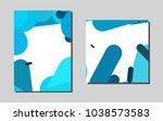 light bluevector brochure for...