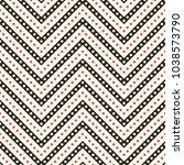 vector seamless pattern. modern ... | Shutterstock .eps vector #1038573790