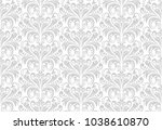 wallpaper in the style of... | Shutterstock . vector #1038610870