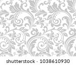 wallpaper in the style of... | Shutterstock . vector #1038610930