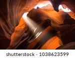 Small photo of Antelope Canyon, Arizona, USA